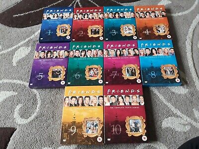 Friends The Complete Dvd Box Set.