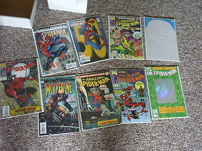Comic Book Collection: Entire Collection - Almost 850 Comics - Amazing!