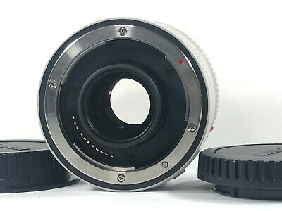 [Mint] Canon Extender EF 2X II Teleconverter Lens w/ Caps Case from JAPAN