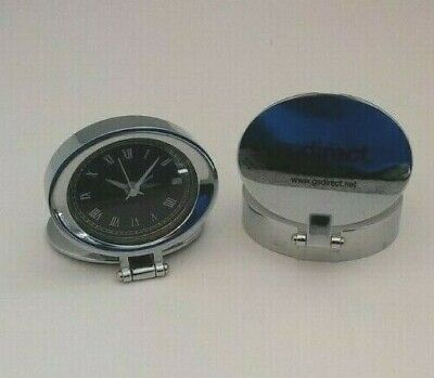 Set of two Travel/Alarm Clocks, Promotional Items from GS Direct