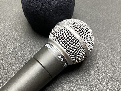 Shure SM58 Vocal Microphone Mic