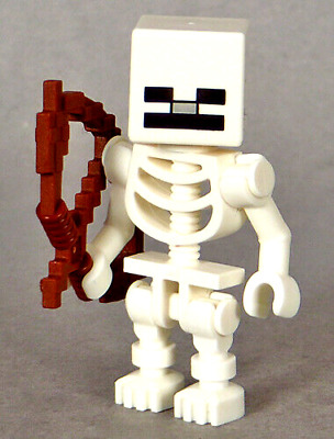 BOW FROM SET 21121 BRAND NEW LEGO MINECRAFT SKELETON