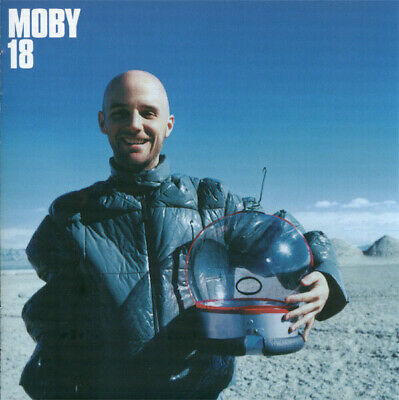 Moby ‎– 18 BRAND NEW SEALED MUSIC ALBUM CD - AU STOCK