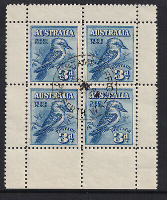 1928 Melbourne National Exhibition miniature sheet, SG 106a, used