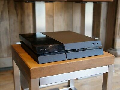 Sony PS4 Playstation 4 500GB Console Only & Cables