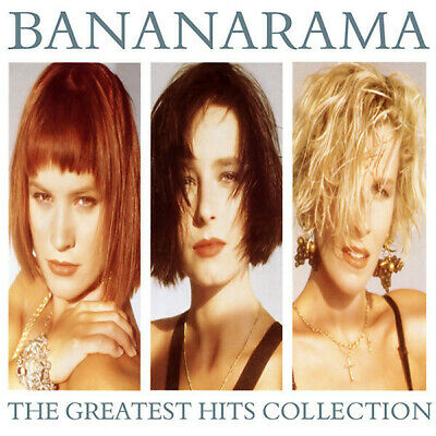 Bananarama – The Greatest Hits Collection BRAND NEW SEALED MUSIC ALBUM CD