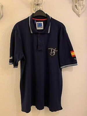 Tee up Golf Polo Shirt Tee up XL, blau Golf Kurzarm Shirt top