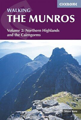 Cicerone Walking The Munros Volume 2