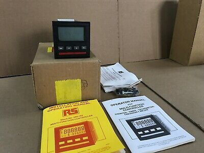 Multi-Function Controller 110-240vac Counter, Timer, Tahco