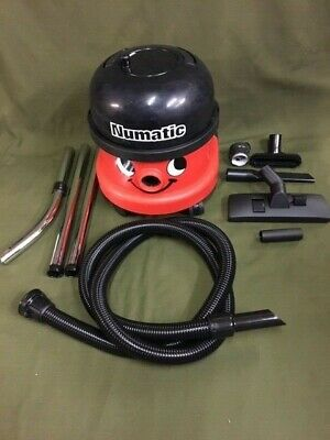 Henry / Numatic single speed hoover, new tools, used