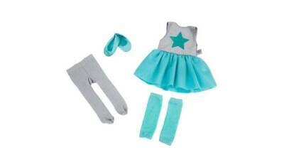 CHAD VALLEY Designafriend Ballet Outfit Design a Friend Doll Clothing Set NEW