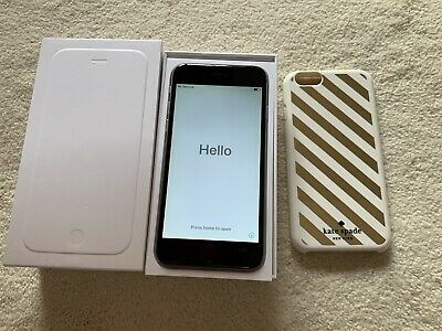 Apple iPhone 6 - 16GB - Space Gray (Unlocked) A1549