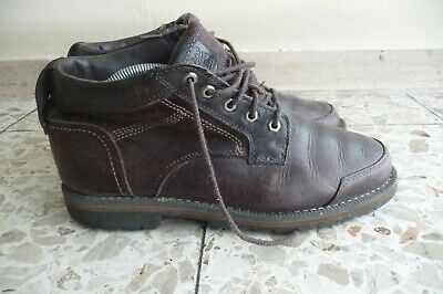 TIMBERLAND HERREN EARTH Keepers 43 9W Rugged Boots Leder