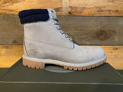 TIMBERLAND 6 IN Premium Boot Wide Blanc T38262 Bottes et