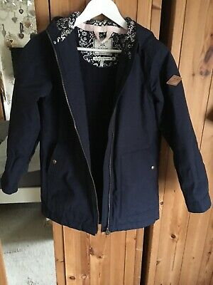 Girls Joules Coat Age 11-12 Years