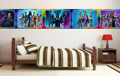 Fortnite Battle Royale Game Canvas Wall Art Print Picture Roblox Gaming Gang 17 99 Picclick Uk