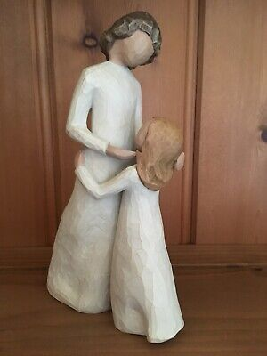 Willow Tree Mother And Daughter Figure Figurine Ornament