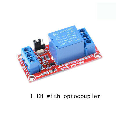 1channel With Optocoupler 5V Isolation Extend Board Relays Modules Relay Module