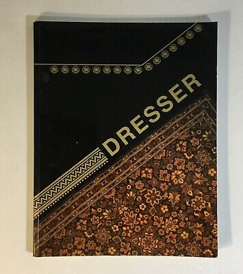 Christopher Dresser Exhibition Catalogue Reference Linthorpe Minton Clutha etc