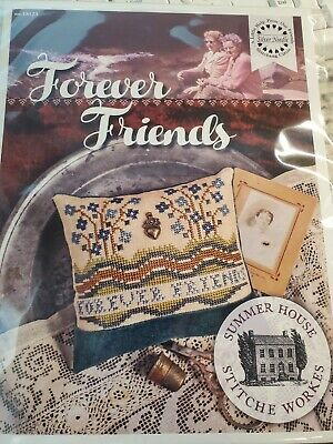 Summer House Stitche Workes - Forever Friends (Sititching Circle)