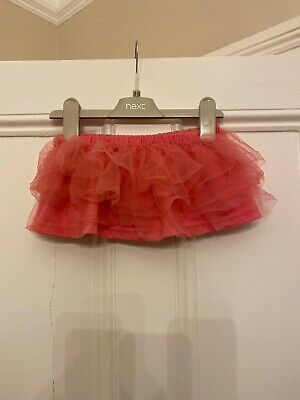 Girls Peppa Pig Pink Tutu Skirt From Marks And Spencer Age 2-3 Years
