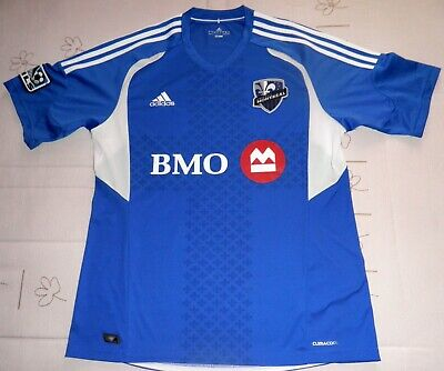 MONTREAL IMPACT camiseta Adidas ClimaCool 2012 shirt maglia maillot jersey NESTA