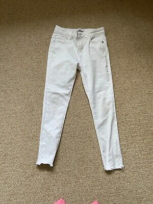 Marks And Spencer Girls Jeans Age 9-10