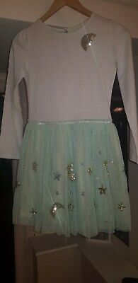 Monsoon girls spring/summer  party dress Age 11-12 Years