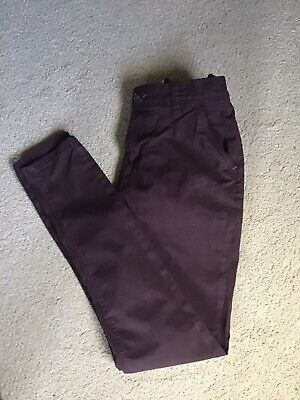 Next Boys Skinny Trousers Age 14 Years