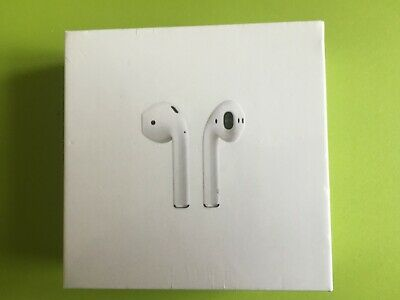 Apple 2nd Generation AirPods with Wireless Charging Case: NEW IN SEALED BOX