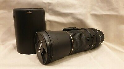 Tamron 200-500mm sp Af Di Ld (IF) f/1:5-6.3 lens for Nikon.