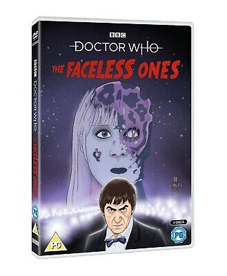 Doctor Who: The Faceless Ones (Box Set) [DVD] RELEASED 16/03/2020