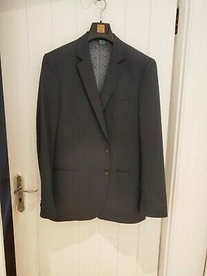 The Society Shop limited edition 96 of 100 wool suit jacket Guabello Ducati