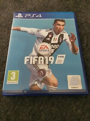 FIFA 19 - Standard Edition PS4 (Sony PlayStation 4) - LOOK!