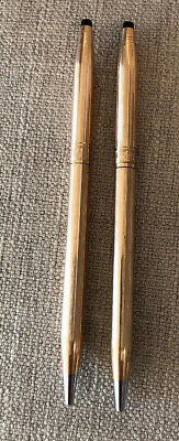 2 CROSS1/20th 14k Gold Filled PensMade in the USA Working