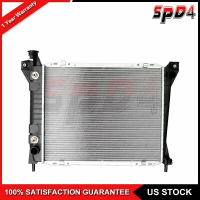 Brand New Aluminum Radiator Fits CU1063 for 1986-1997 Ford Aerostar 2.8L 3.0L