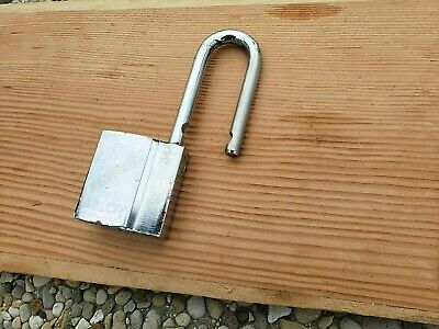 THE ENFORCER Abloy Padlock Model 344 Without Key. Made in Finland