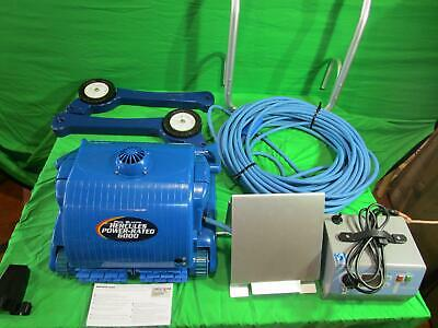 Water Tech Hercules Power Rated 6000 Automatic Robotic Pool Cleaner Pool Blaster