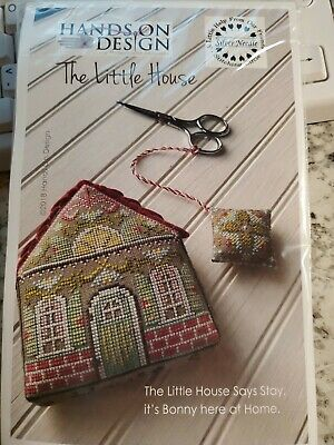 Hands On Design - The Little House (Stitching Circle)