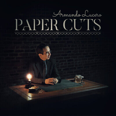 Paper Cuts Volumes 1-4 by Armando Lucero -  New unopened, retails $230 US