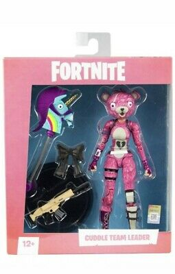 Fortnite ~ CUDDLE TEAM LEADER DELUXE 7-INCH ACTION FIGURE ~ McFarlane Toys