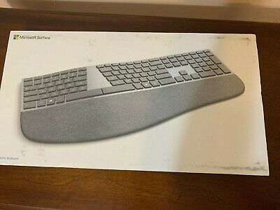 Microsoft Surface Ergonomic Wireless Keyboard - (3RA-00022)