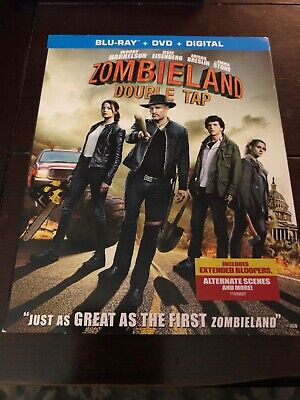 Zombieland Double Tap Slipcover Only