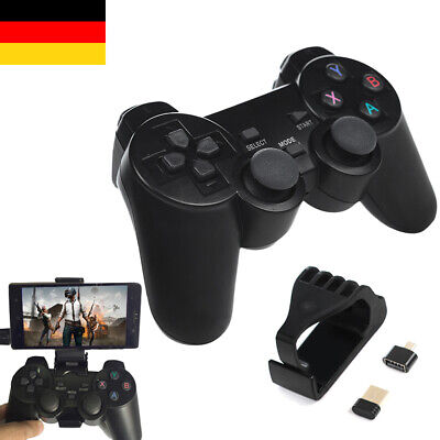 USB Funk Controller Tablet PS3 Android Smarphone Wireless Dual Vibration Gamepad