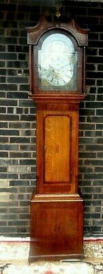 William Threlkeld London C1725 George 1  Long Case Clock 8 Day For A Nurses Fund
