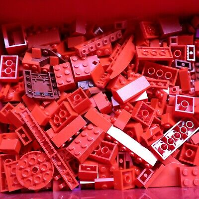 1lb of Assorted ORANGE Lego Bricks /& Parts /& Pieces Sold in Bulk by the Pound