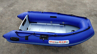 ARRIBA Inflatable boat. 2.50 metre DINGHY Alloy floor Brand NEW at ARRIBA BOATS