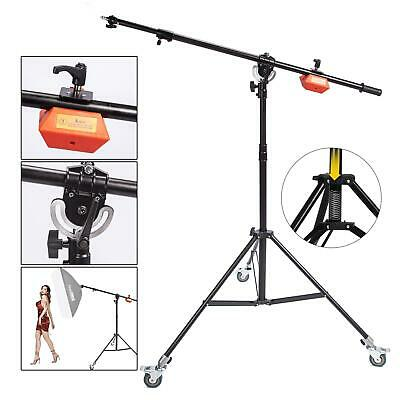Studio Boom Arm Stand Counterweight Heavy Duty Kit Photography Photo Video UK
