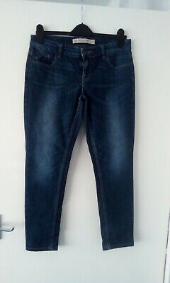 Ladies Next skinny jeans size 12 petite, used but great condition, blue