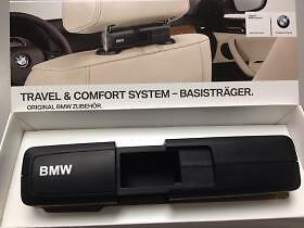 Bmw Travel & Comfort Base Carrier 51952183852  Oem Bnib